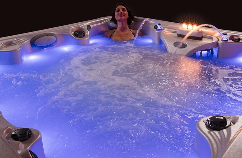 The Epic Hot Tub - 5 Person Hot Tub | Marquis Signature Series