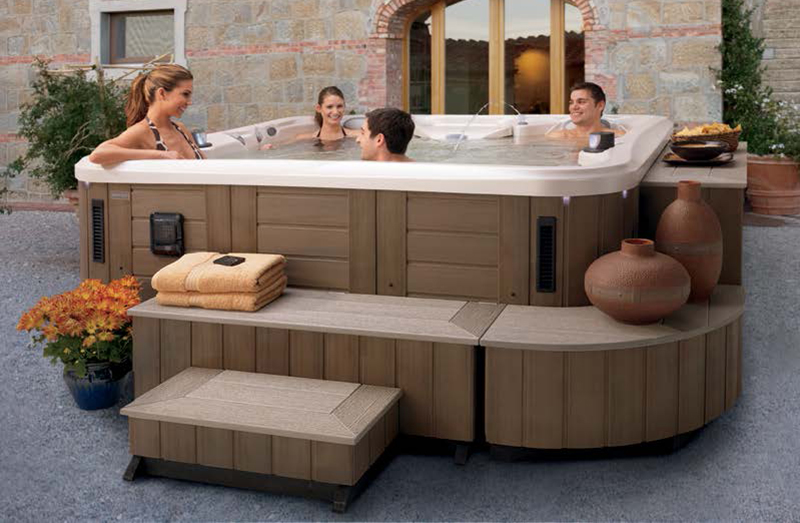 The Wish Hot Tub | Signature Series by Marquis®