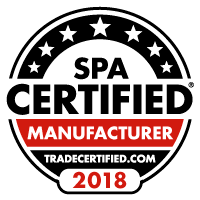 SpaCertified 2018 Award