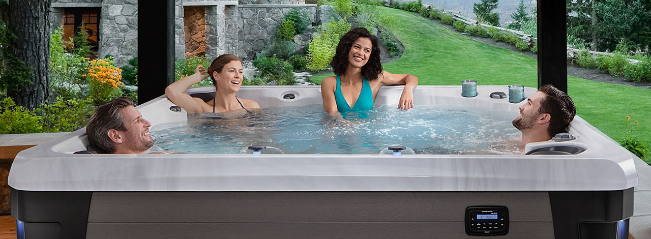 Marquis Celebrity Hot Tubs High-flow Therapy Features