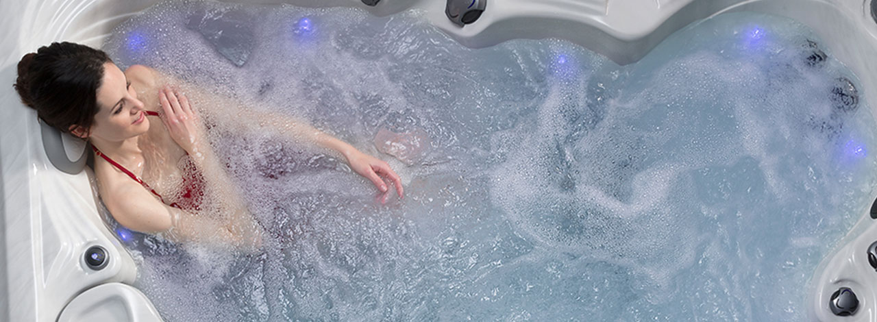 Can I test a hot tub before buying it?