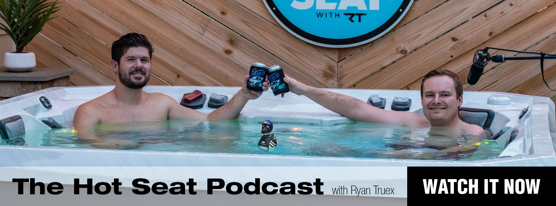 The Hot Seat Podcast with Ryan Truex