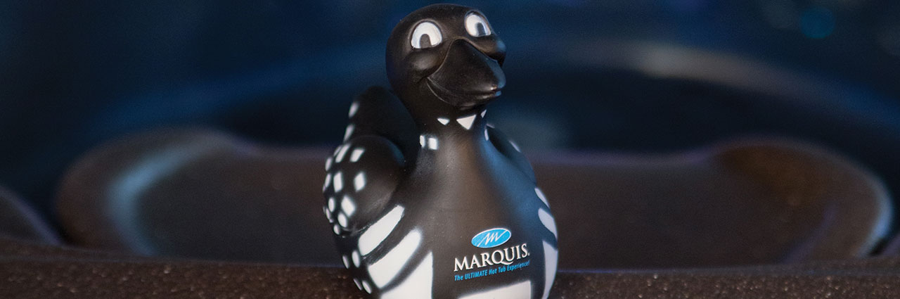 Marquis Mascot Luther Loon