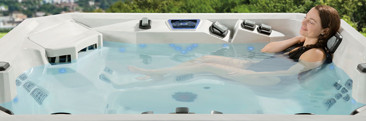 What is the best therapy hot tub?