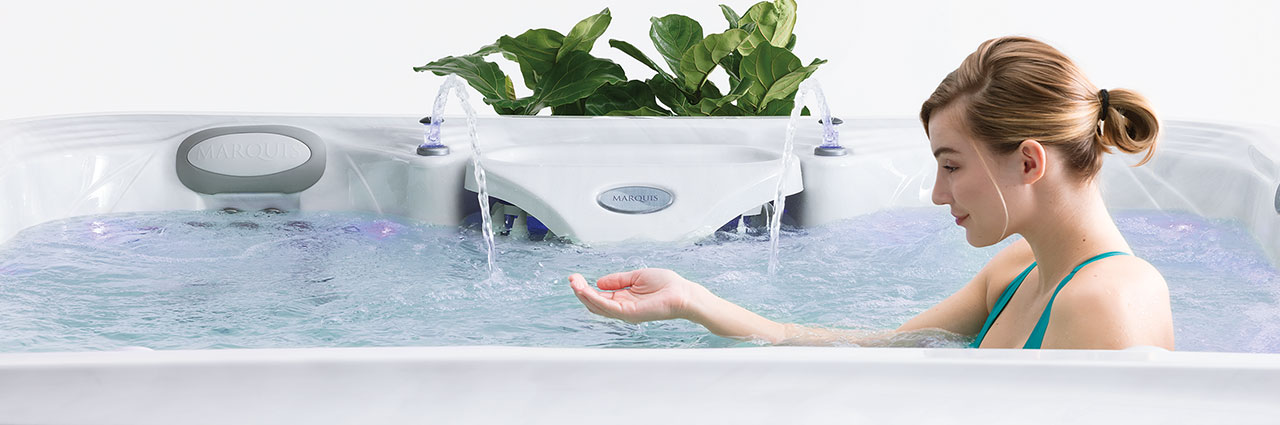 Marquis Hot Tub Water Treatment