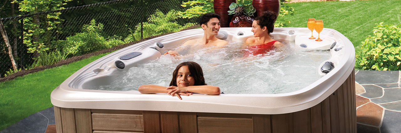 Hot Tub Safety Features - Child Safety