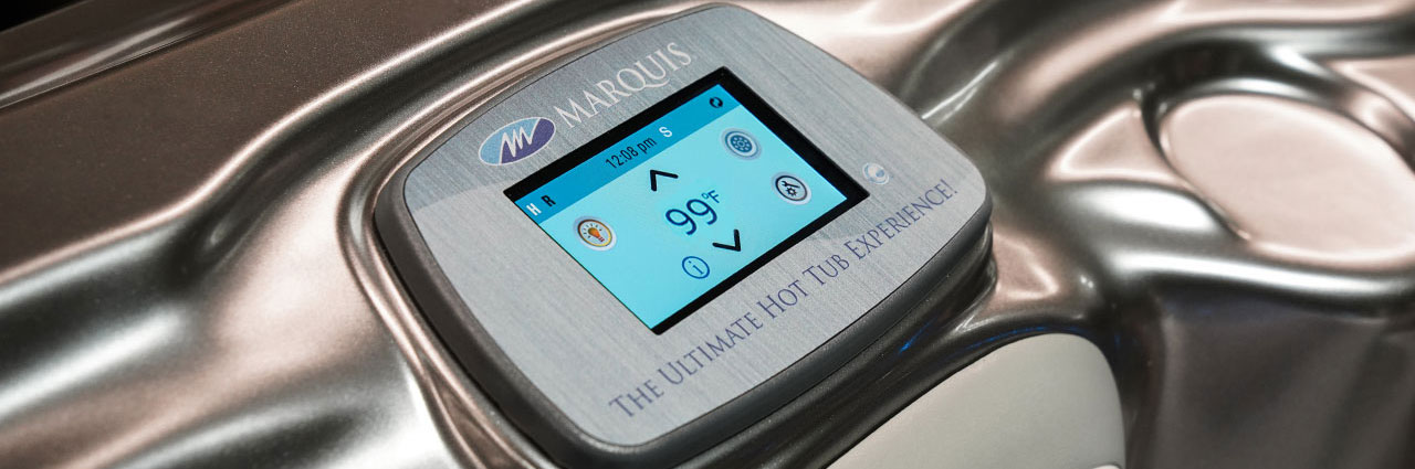 Marquis MQTouch Color Touch Screen & Bluetooth Audio System